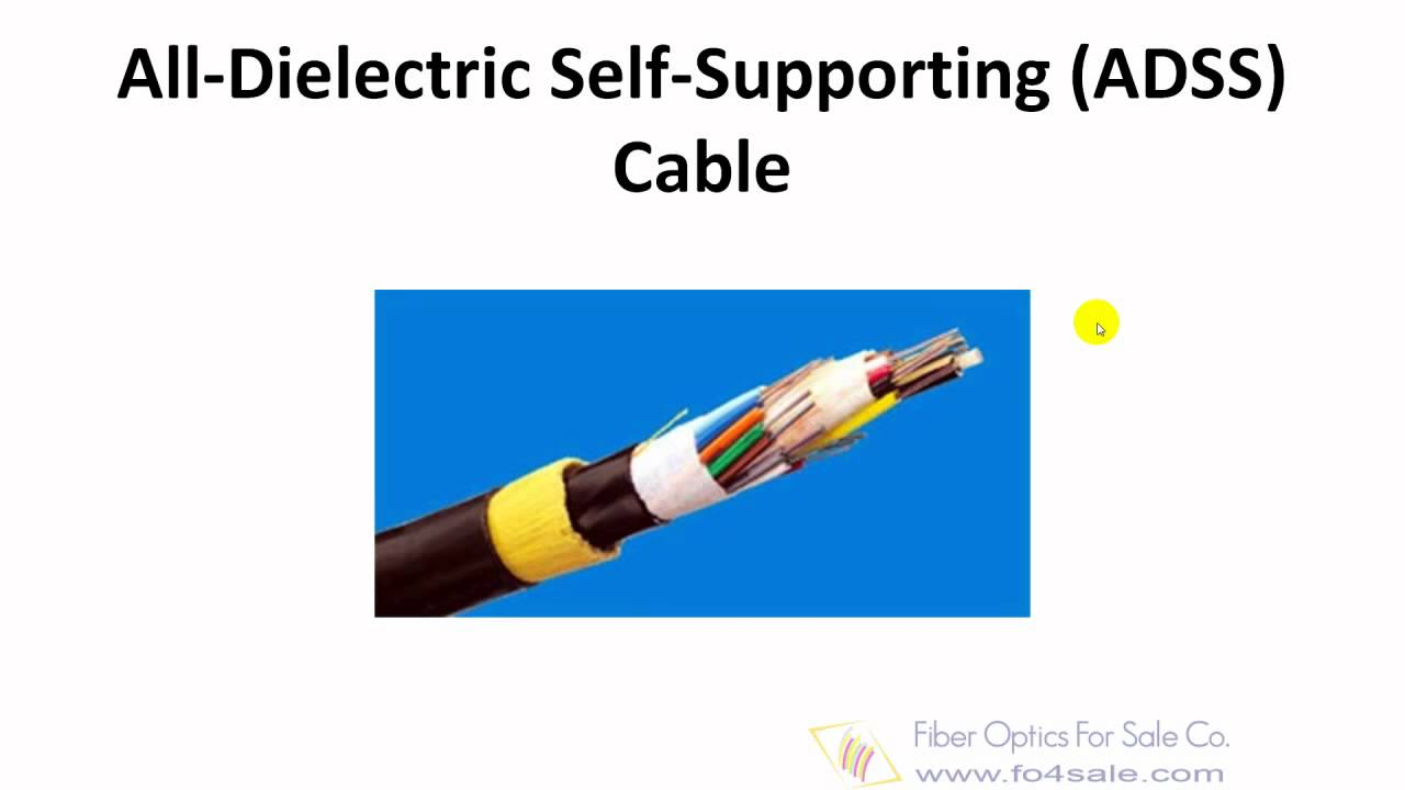 Fiber Optic Cable Types - YouTube
