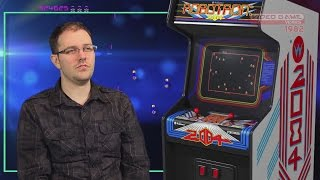 Robotron: 2084 (Arcade, 1982) Feat. James Rolfe - Video Game Years History