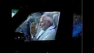 Narendra Modi reached Trivandrum, Kerala   Kerala Flood 2018