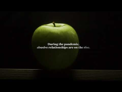 Bruised Fruit - isolation of the pandemic has caused abuse numbers to increase by 30%
