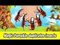[EN] Magic Pumpkin duplicates insects! insect names for children, Animals cartoonㅣCoCosToy
