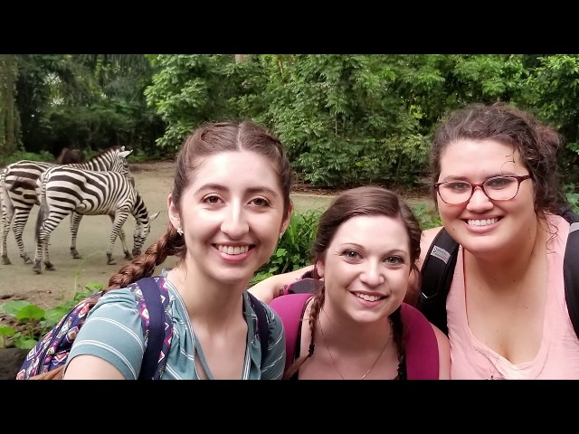 MTSU Early Childhood Education students, faculty study abroad in Singapore