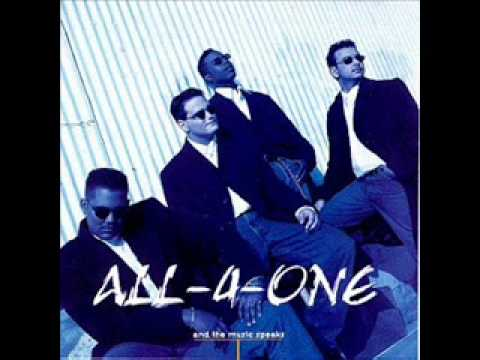 All 4 One  I Can Love You Like That
