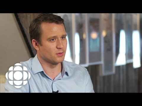 Between Stories: David Common & Adrienne Arsenault share war stories   CBC Connects