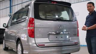 REVIEW HYUNDAI H1 LIMITED aftermarketplus.id смотреть