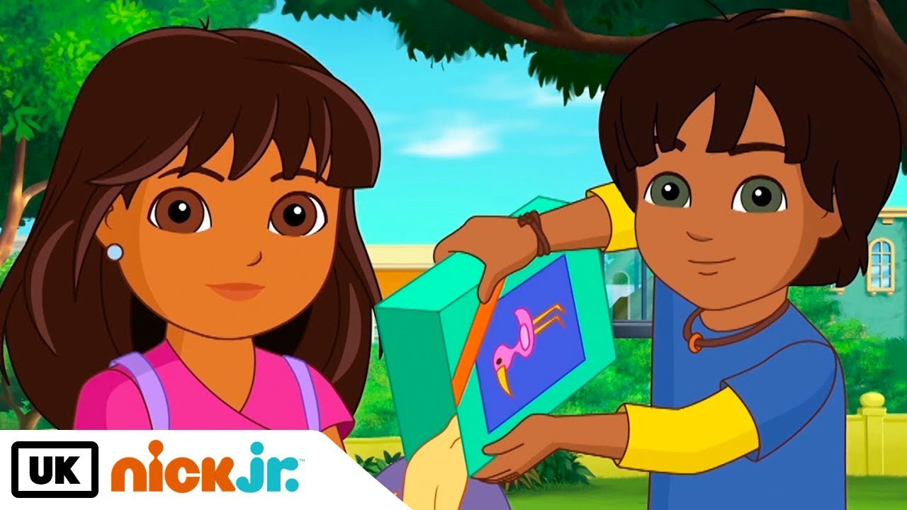 Dora And Friends Meet Pablo Nick Jr Uk