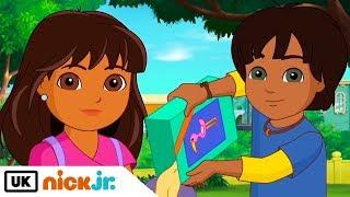 Dora and Friends | Meet Pablo | Nick Jr. UK