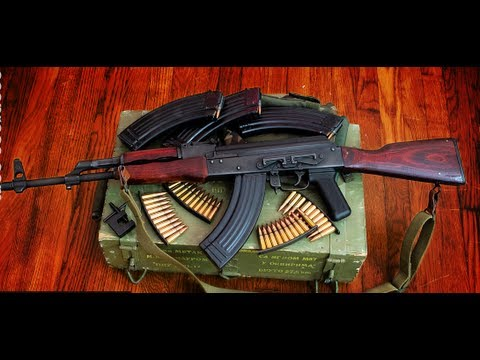 How To: Refinish Your AK47/74