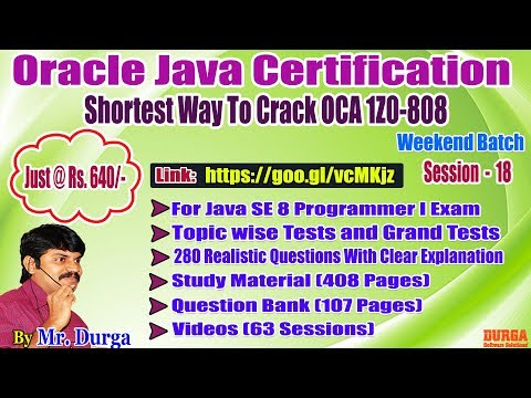 ocja-||-java-8-||-lambda-expressions-for-multithreading-&-collections-||-by-durga-on-08-07-2018