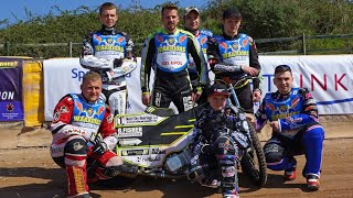 Isle of Wight 'Wightlink Warriors' : Press & Practise Day : 08/04/2017