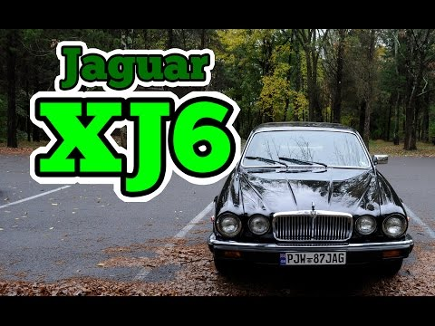 Regular Car Reviews: 1987 Jaguar XJ6