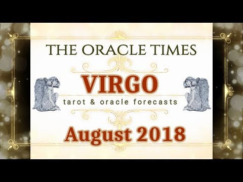 VIRGO AUGUST 2018 YOU ARE CALLED! free LIFE & CAREER & LOVE forecast