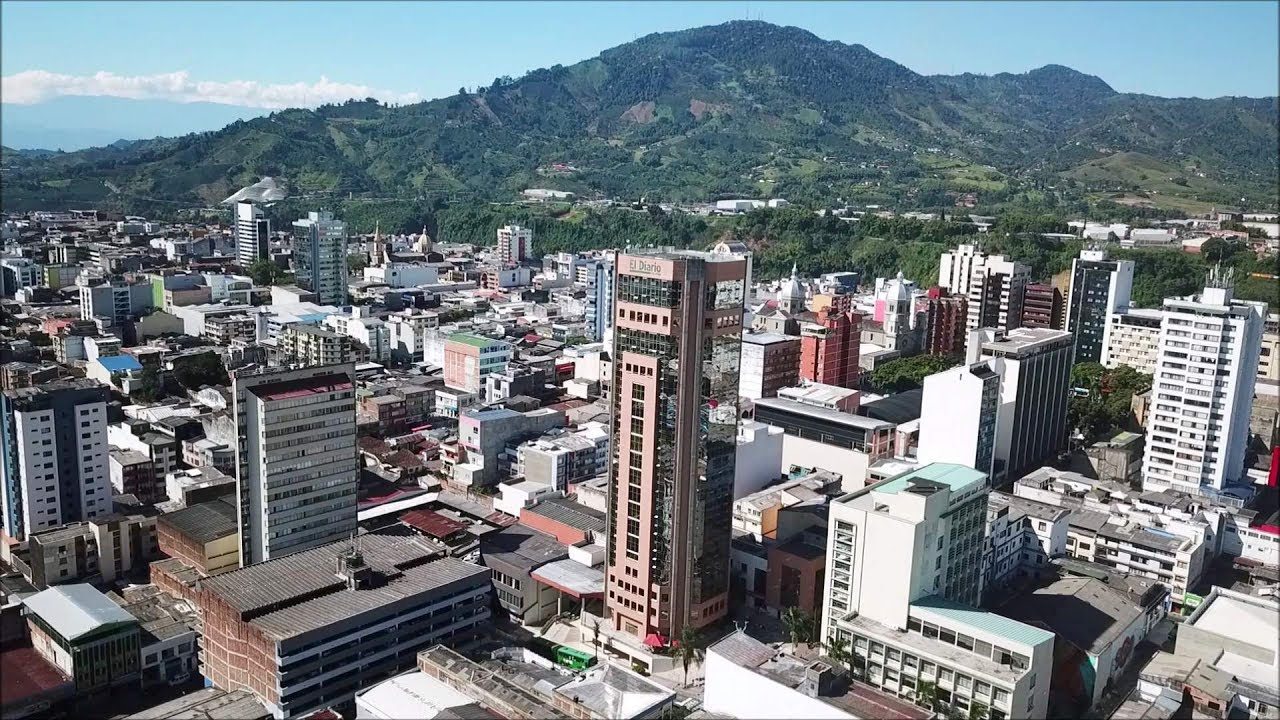Pereira City In Colombia YouTube
