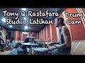 Mantul Tony Q Rastafara Latihan Drum Cam