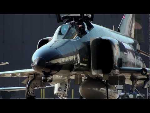F4 Phantom Engine Start Up and Take Off