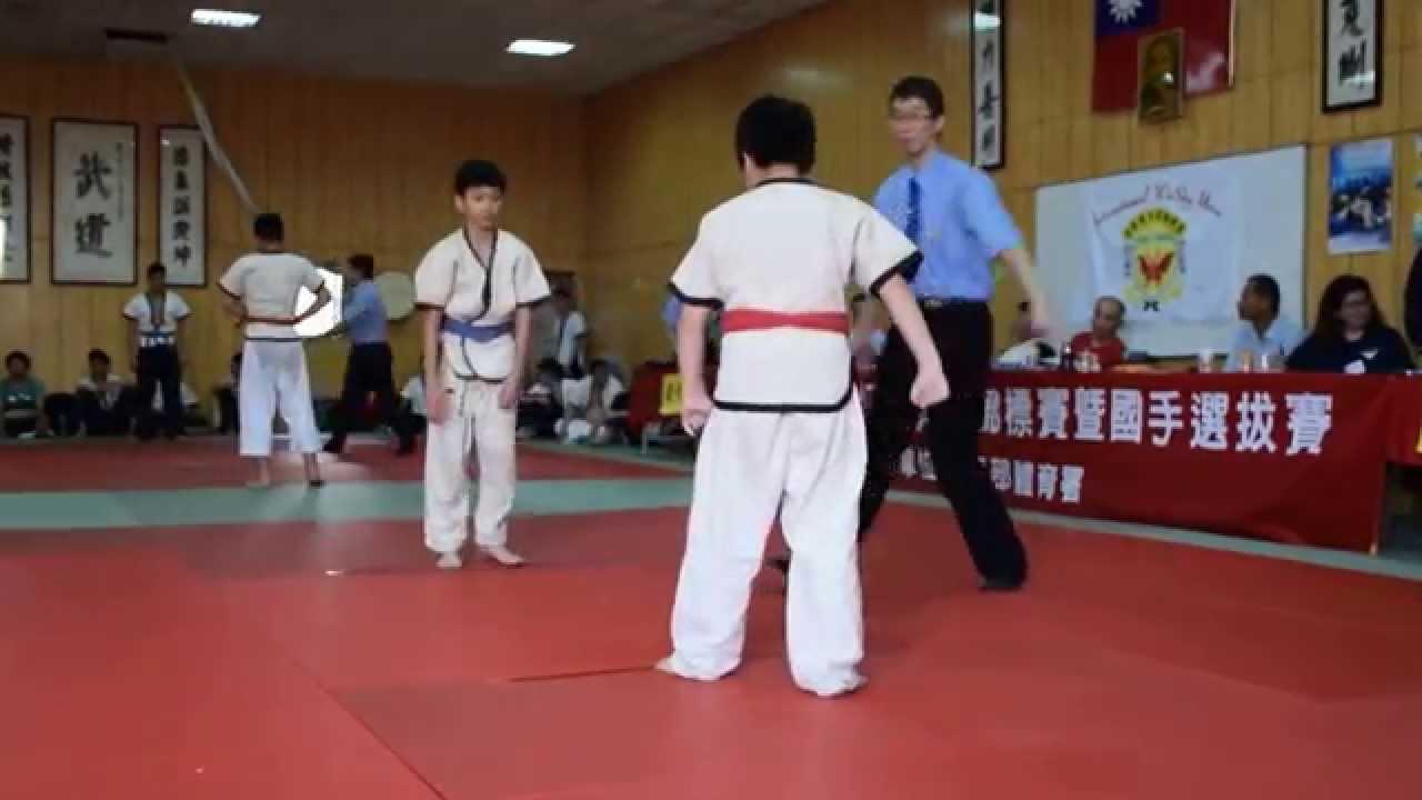 1040321中正杯摔跤錦標賽_林育民第三場 - YouTube