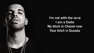 Drake - Mob Ties (Lyrics)