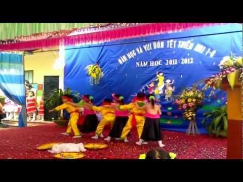 Trường Mầm Non Kim Sơn Hè 2012  {Múa Lý Kéo Chài}