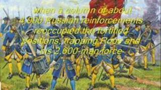 The battle of poltava June 28 1709