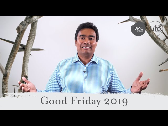 Good Friday 2019 | Rev Paul Jeyachandran