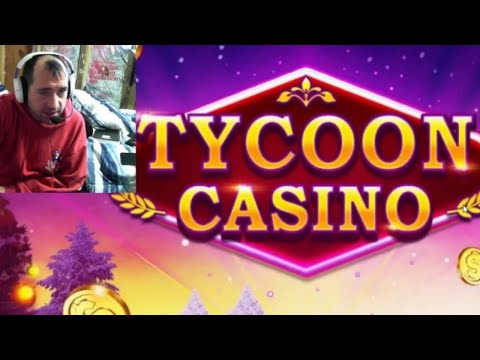 TYCOON CASINO Free Vegas Jackpot Slots | Mobile Game | Android / Ios Gameplay Youtube YT Video Leon