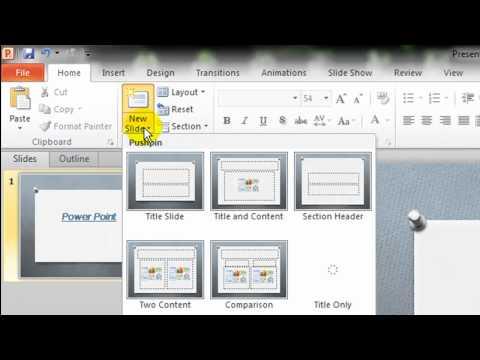 สร้างวีดีโอพรีเซนต์ง่ายๆด้วย PowerPoint 1_4