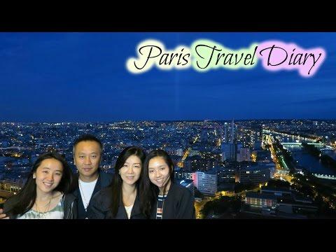 France Travel Diary Part 1 ◁ Joyce & Christine