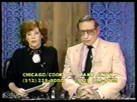 Irv & Essee Kupcinet - Telethon Difficulties