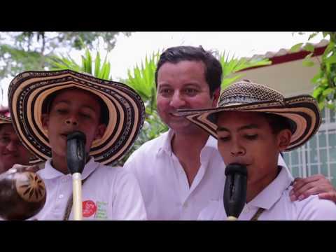 Agenda semanal Ministro TIC David Luna departamento de Bolívar C27 N8 #ViveDigitalTV