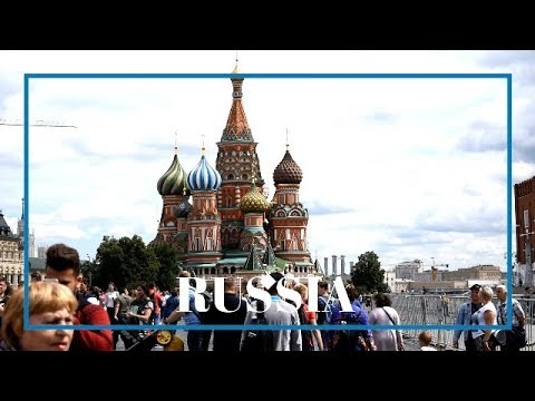 Russia travel diary - Moscovian days - World cup 2018
