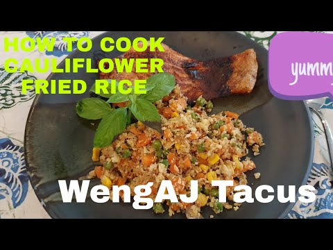how-to-cook-a-cauliflower-fried-rice?||-quick-recipe
