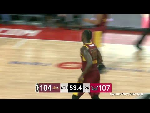Marcus Thornton (22 points) Highlights vs. Windy City Bulls