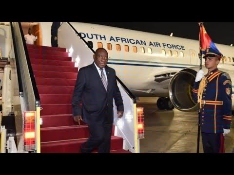 10 African President with Most Expensive Private Jet 2019