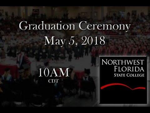 NWFSC 2018 Graduation - 10am - May 5, 2018
