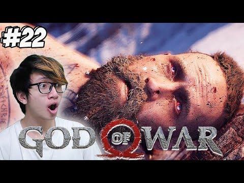 BALDUR AKHIRNYA DIKALAHKAN KRATOS ! - GOD OF WAR 4 #22