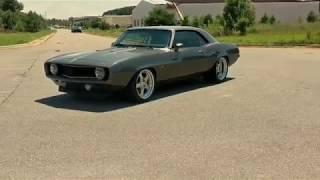 Chris' 1969 Chevrolet Camaro