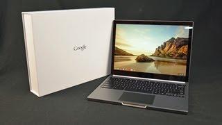 Google Chromebook Pixel: Unboxing & Review