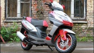 Ремонт скутера IRBIS NIRVANA 150