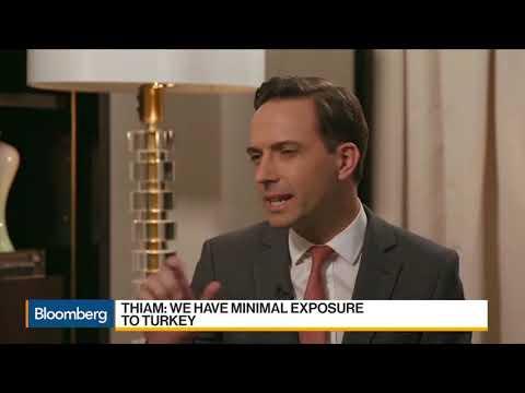 Credit Suisse CEO Shrugs Off Turkey - 31 Aug 18  | Gazunda