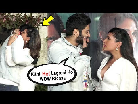 Richa'S Boyfriend Ali Fazal Give Compliments H0T Girlfriend Richa Chadda Mp3