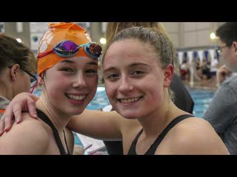 Kettle Run High School Swim Team 2019-2020
