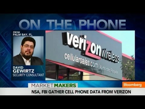 Verizon Is Sharing Data With the Government: What do They Know?