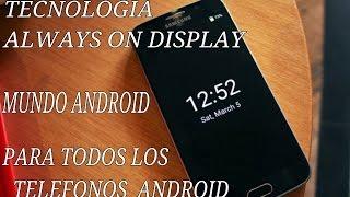 Instala Reloj De Bloqueo De Samsung S7 Para Tu Android 2016