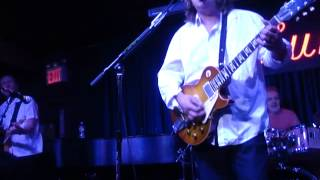 Mick Taylor ~ Blind Willie  McTell~  Iridium Jazz Club, NYC ~ May 12, 2012
