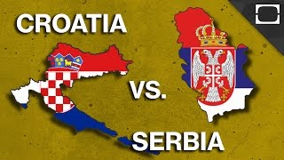 Repeat youtube video Why Do Croatia & Serbia Hate Each Other?