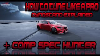 CARX DRIFT RACING   ULTIMATE TUNE GUIDE   HOW TO TUNE LIKE A PRO   DYNO EXPLAINED PS4, PC, XBOX, MOB