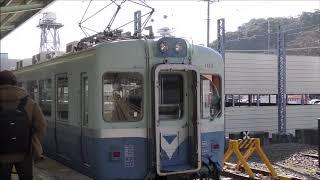 伊豆急クモハ103貸切列車入換【4K】