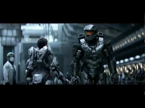 """Halo 4 Music Video - """"Castle of Glass"""" by Linkin Park"""
