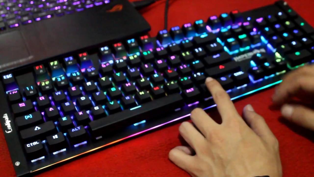 Imperion Centipada Mechanical Keyboard Blue Switch Daftar Harga Mech7 87keys Gaming Under 500k Unboxing