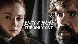 sansa & tyrion || the only one